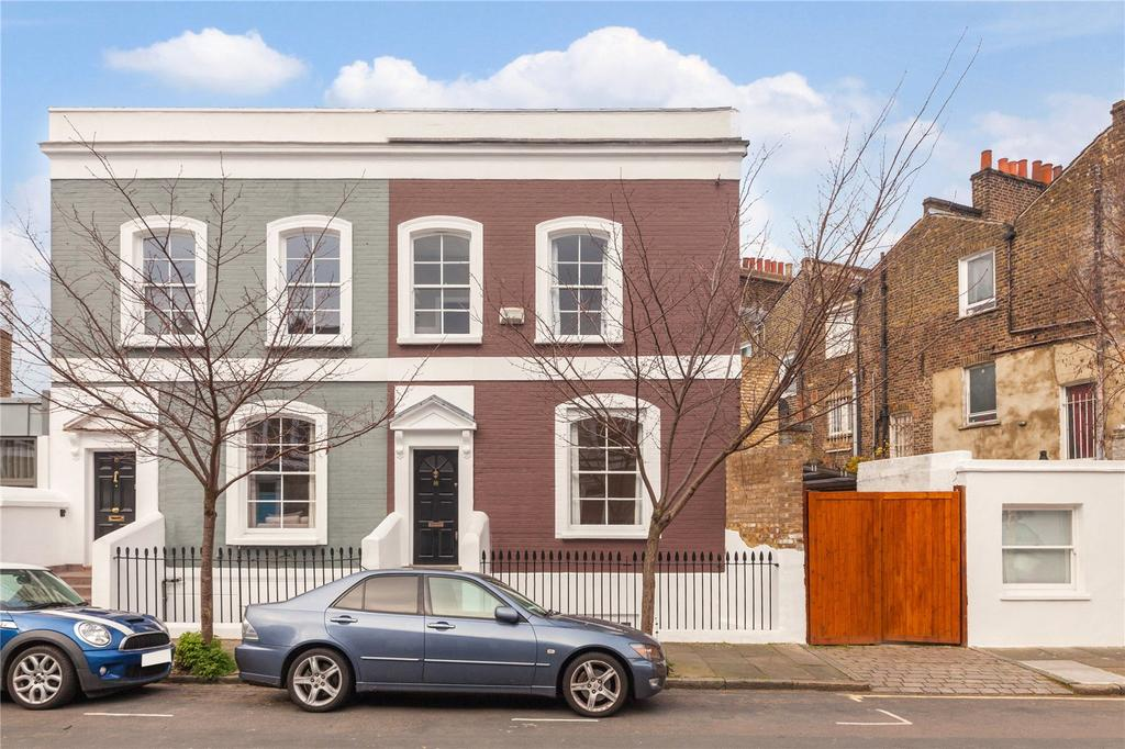 3 Bedrooms House for sale in Rydon Street, Islington, London