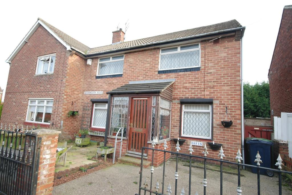 3 Bedrooms Semi Detached House for sale in Avonmouth Road, Farringdon