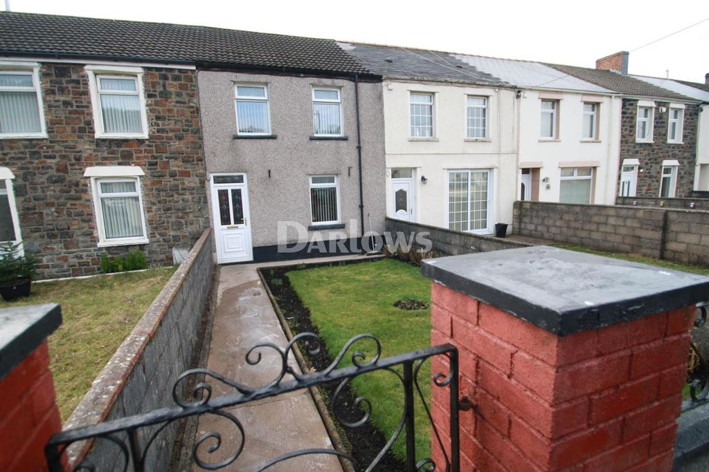 2 Bedrooms Terraced House for sale in Pochin Crescent, Georgetown, Tredegar