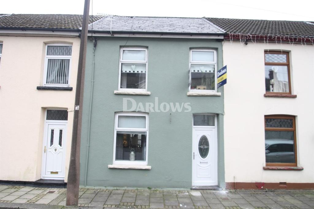 3 Bedrooms Terraced House for sale in Taff Terrace, Clydach Vale