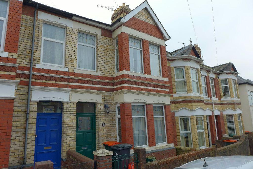 3 Bedrooms Terraced House for sale in Morden Road, Newport