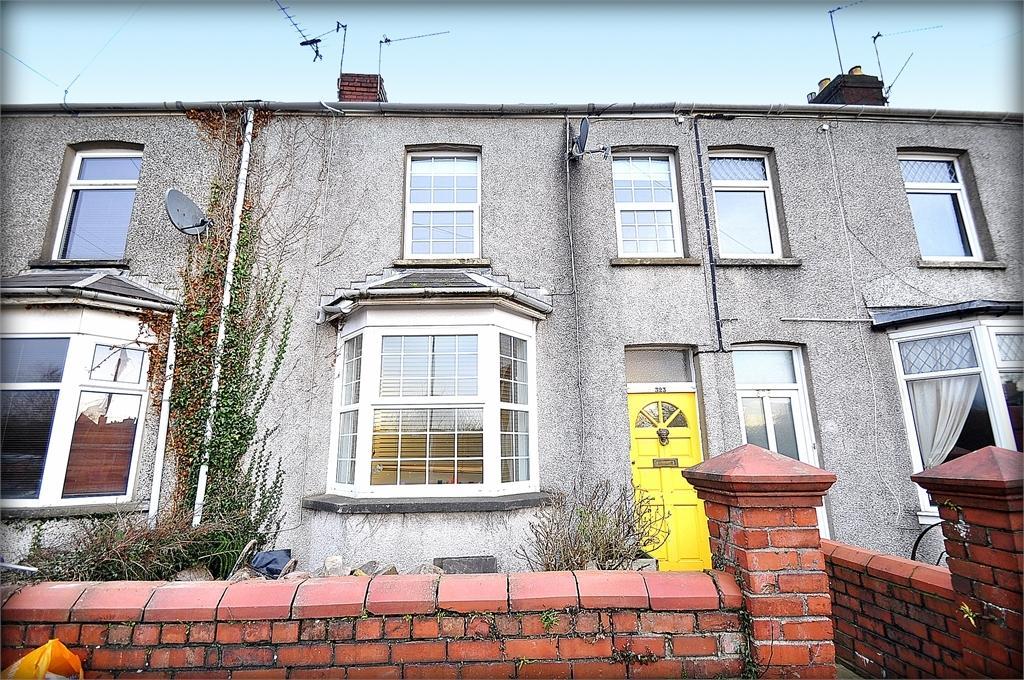2 Bedrooms Terraced House for sale in Llantarnam Road, Llantarnam, Cwmbran, NP44 3BJ