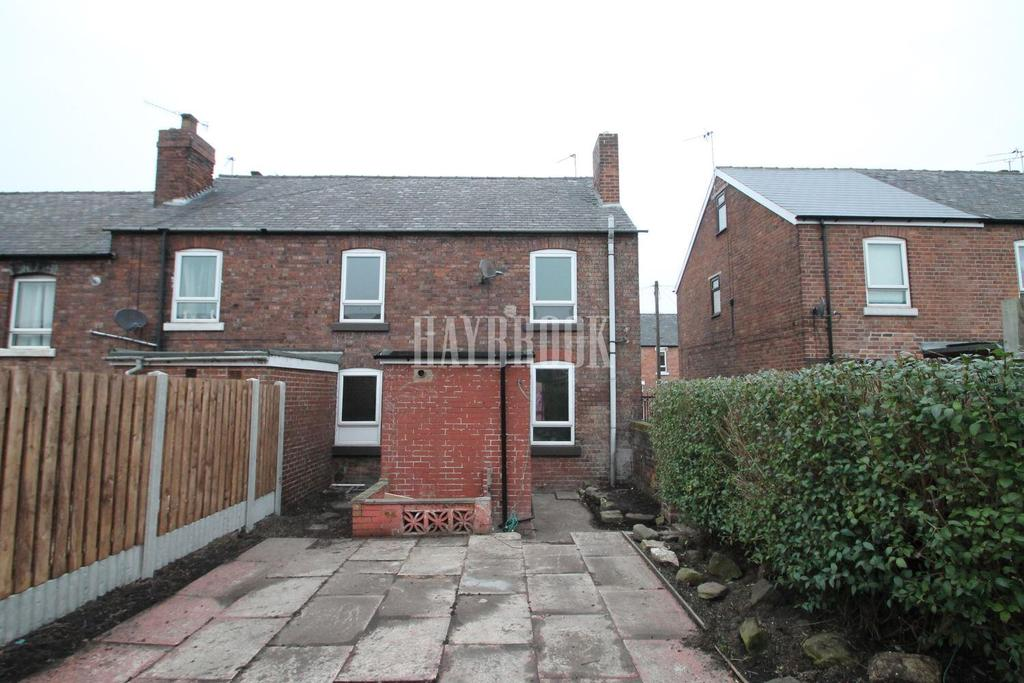3 Bedrooms End Of Terrace House for sale in Elllis Street, Brinsworth