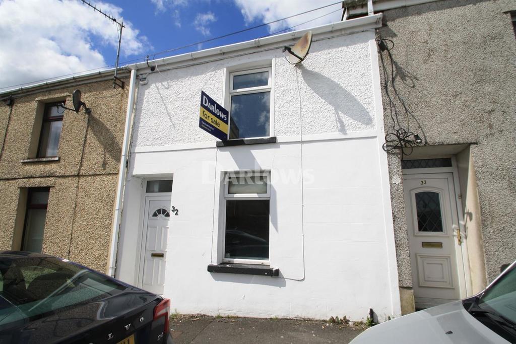 2 Bedrooms Terraced House for sale in Earl Street, Tredegar, Blaenau Gwent