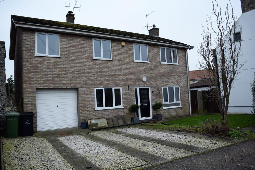 4 Bedrooms Detached House for sale in Magdalen Street, Thetford