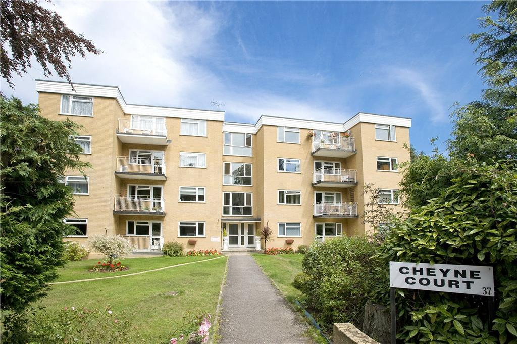 3 Bedrooms Flat for sale in Cheyne Court, 37 Surrey Road, Bournemouth, Dorset, BH4