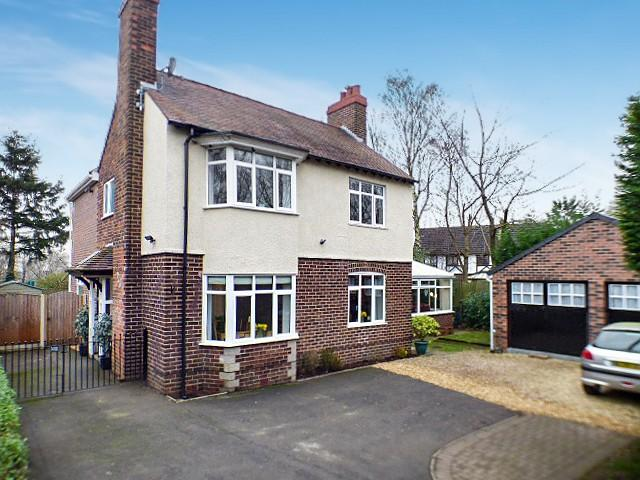 5 Bedrooms Detached House for sale in Clifton Road, Higher Runcorn