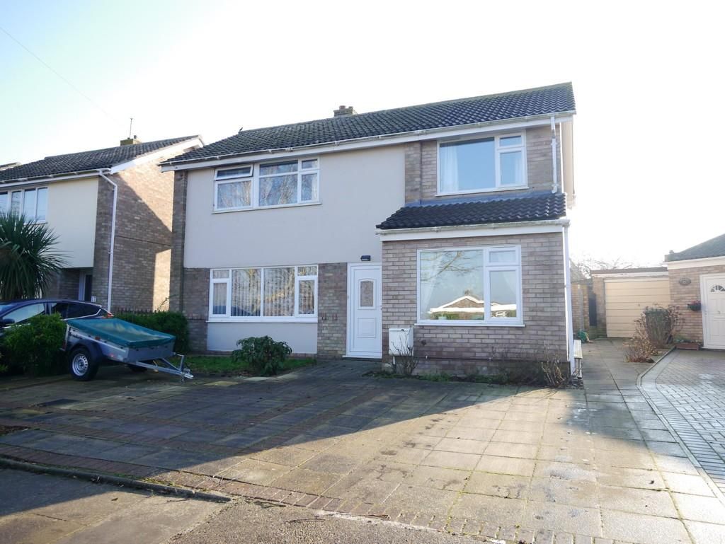 4 Bedrooms Detached House for sale in Kingfisher Court, Oulton Broad, Lowestoft