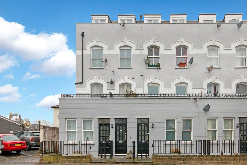 2 Bedrooms Flat for sale in Norwood High Street, London, SE27