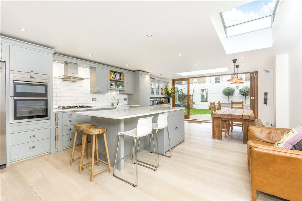 5 Bedrooms Terraced House for sale in Matham Grove, East Dulwich, London, SE22