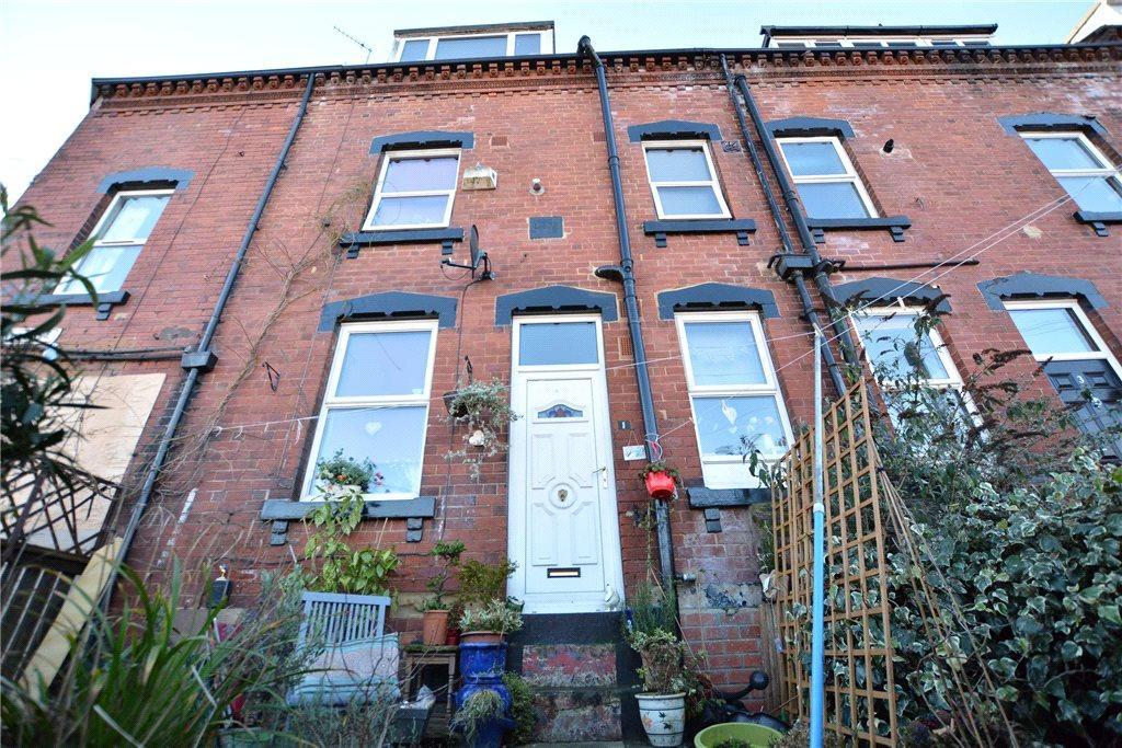 2 Bedrooms Terraced House for sale in Highbury Street, Meanwood, Leeds