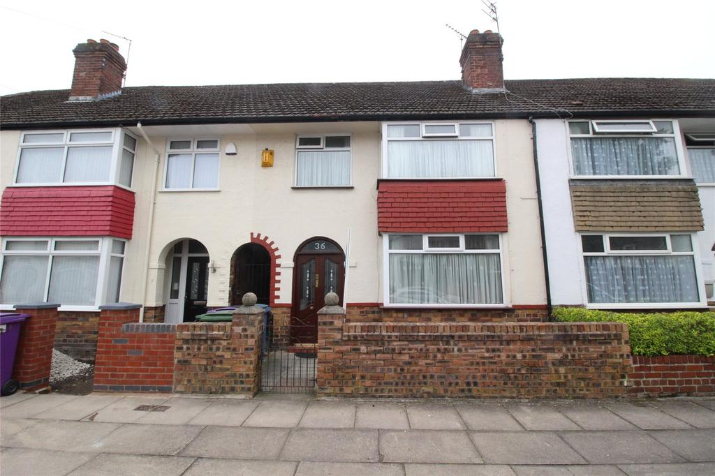 3 Bedrooms Terraced House for sale in Glamis Road, Liverpool, Merseyside, L13