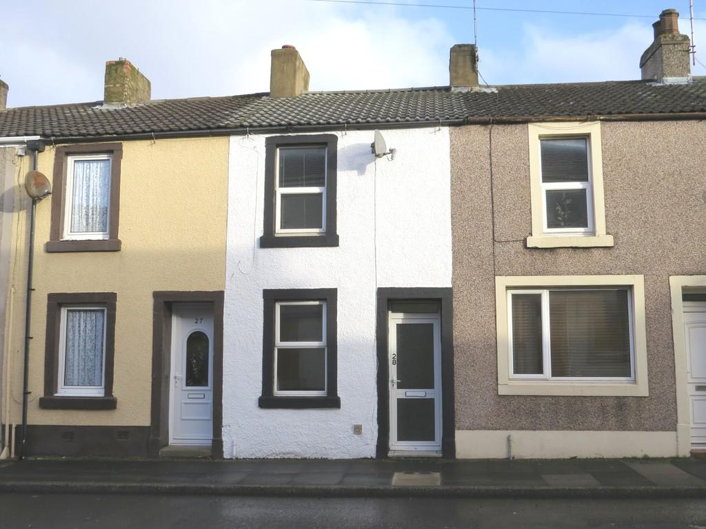 2 Bedrooms Terraced House for sale in Ennerdale Road, Cleator Moor, Cumbria
