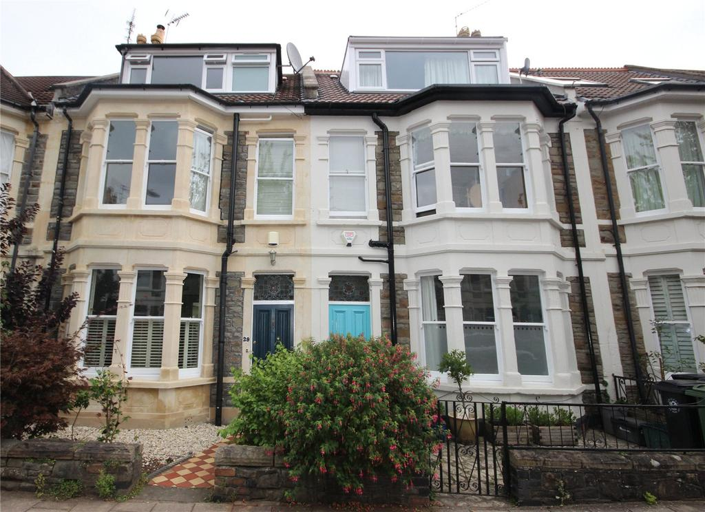 5 Bedrooms Terraced House for sale in Devonshire Road, Westbury Park, Bristol, BS6