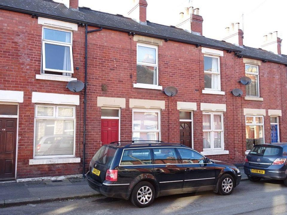 2 Bedrooms Terraced House for sale in 42 Rydal Road, Abbeydale, Sheffield S8 0US
