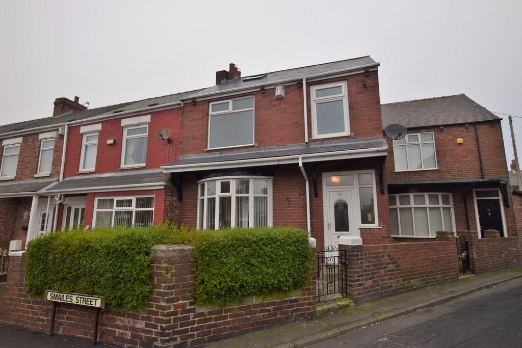 2 Bedrooms Terraced House for sale in Smailes Street, Stanley