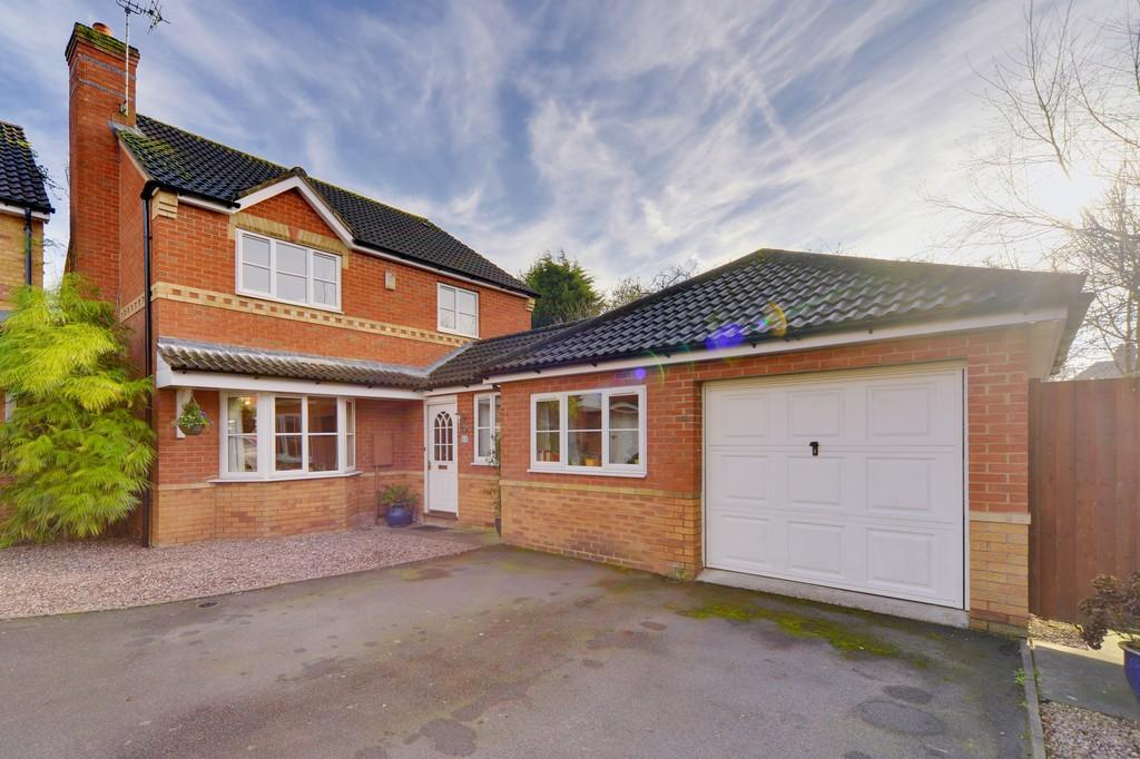 4 Bedrooms Detached House for sale in Ashley Way, Balsall Common