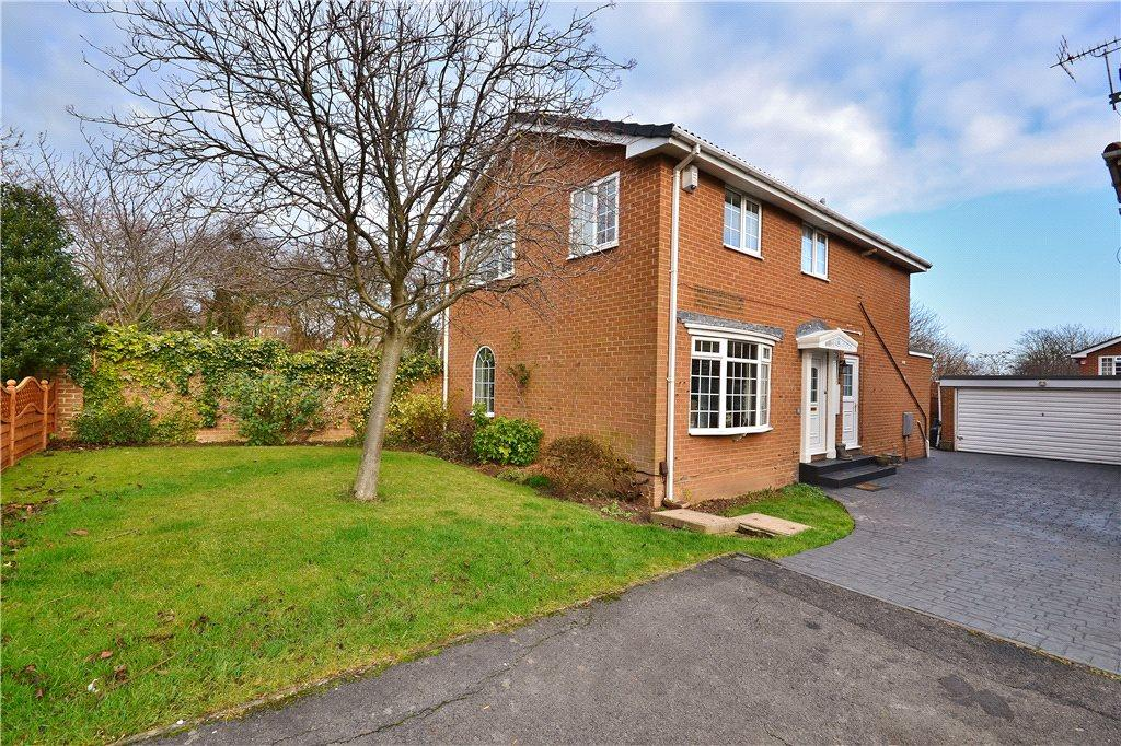4 Bedrooms Detached House for sale in Hoveton Close, Stockton-On-Tees