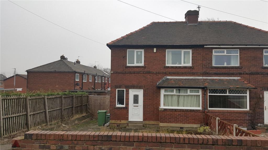 3 Bedrooms Semi Detached House for sale in Leeds Road, Heckmondwike, West Yorkshire, WF16
