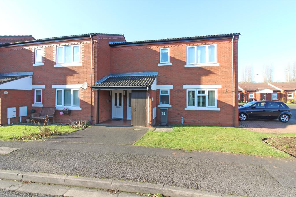 2 Bedrooms Apartment Flat for sale in Calverton Close, Toton