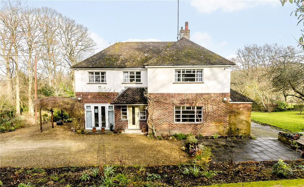 4 Bedrooms Detached House for sale in The Street, Liddington, Swindon, Wiltshire, SN4