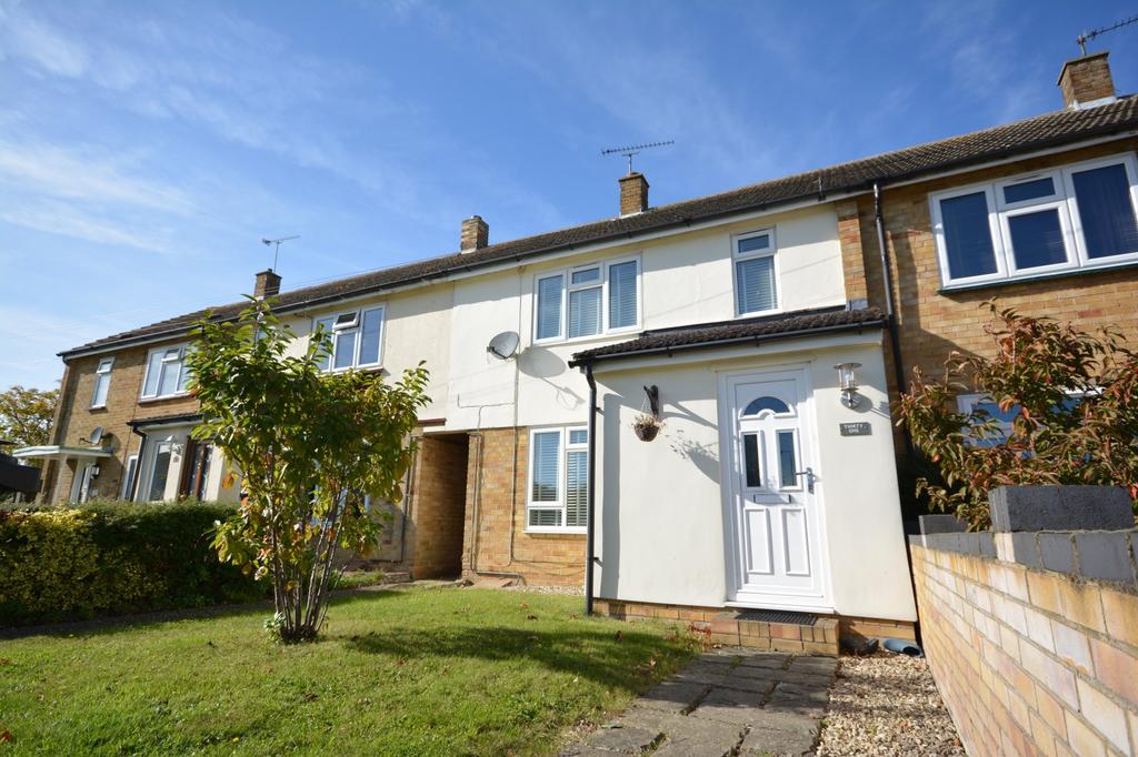 2 Bedrooms Terraced House for sale in Claud Ince Avenue, Cressing, Braintree, Essex, CM77