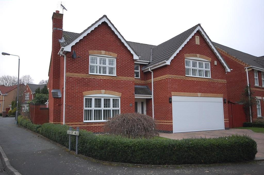 4 Bedrooms Detached House for sale in Wedgewood Gardens, St. Helens