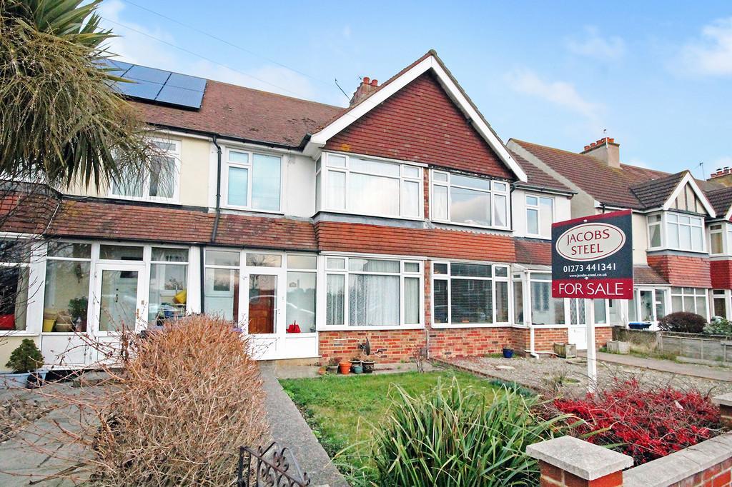 3 Bedrooms Terraced House for sale in Old Shoreham Road, Shoreham-by-Sea, BN43 5TE