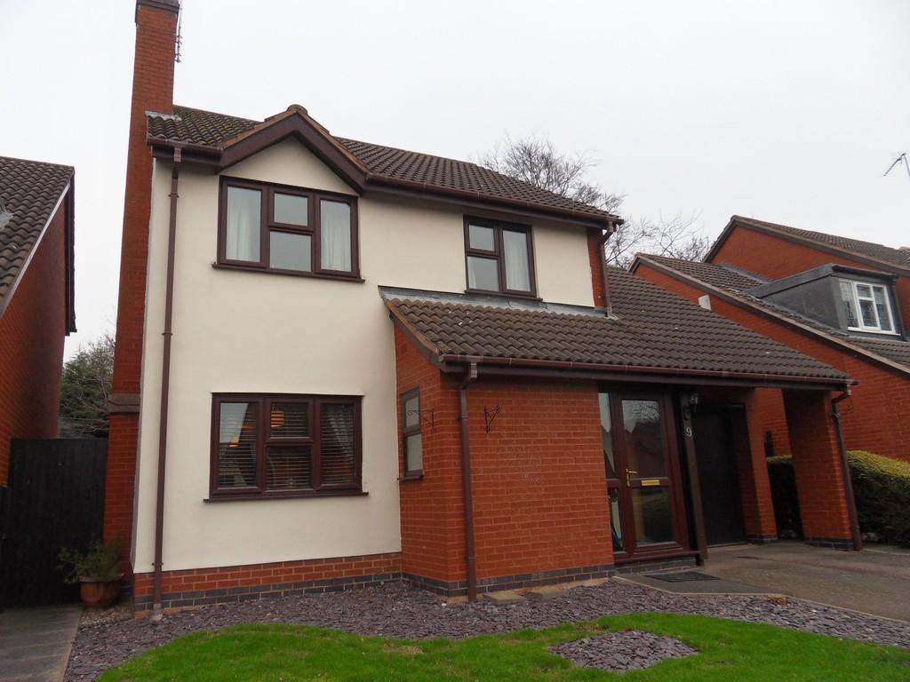 3 Bedrooms Detached House for sale in Cramps Close, Barrow Upon Soar
