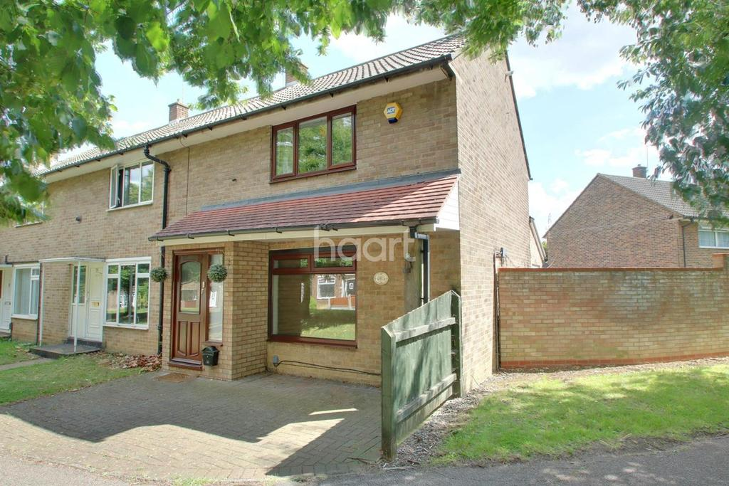 2 Bedrooms End Of Terrace House for sale in Paprills, Basildon