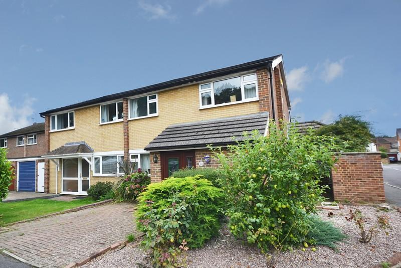 4 Bedrooms Semi Detached House for sale in Ottershaw