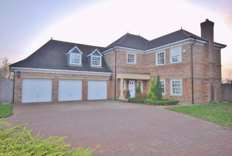 5 Bedrooms Detached House for sale in Elm Tree Way, Brandesburton