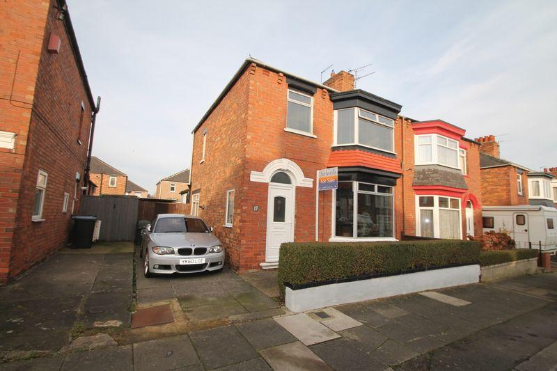 3 Bedrooms Semi Detached House for sale in Hambledon Road, Linthorpe