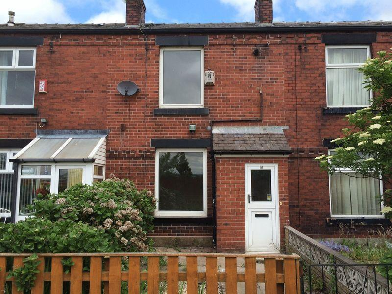 2 Bedrooms Terraced House for sale in Stott Street, Rochdale
