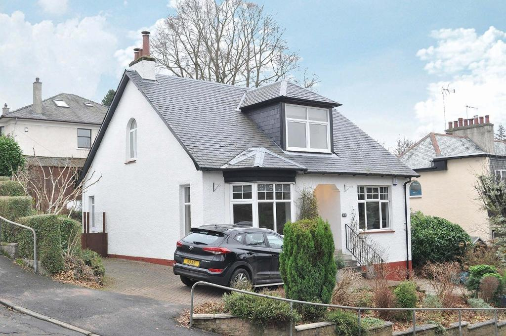 4 Bedrooms Detached Bungalow for sale in Moor Road, Milngavie, East Dunbartonshire, G62 8AT