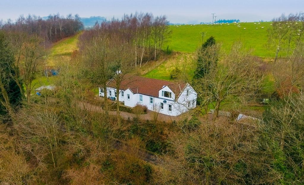 5 Bedrooms Detached House for sale in Millbeck Cottage, Dollar, Stirling, FK14 7FA