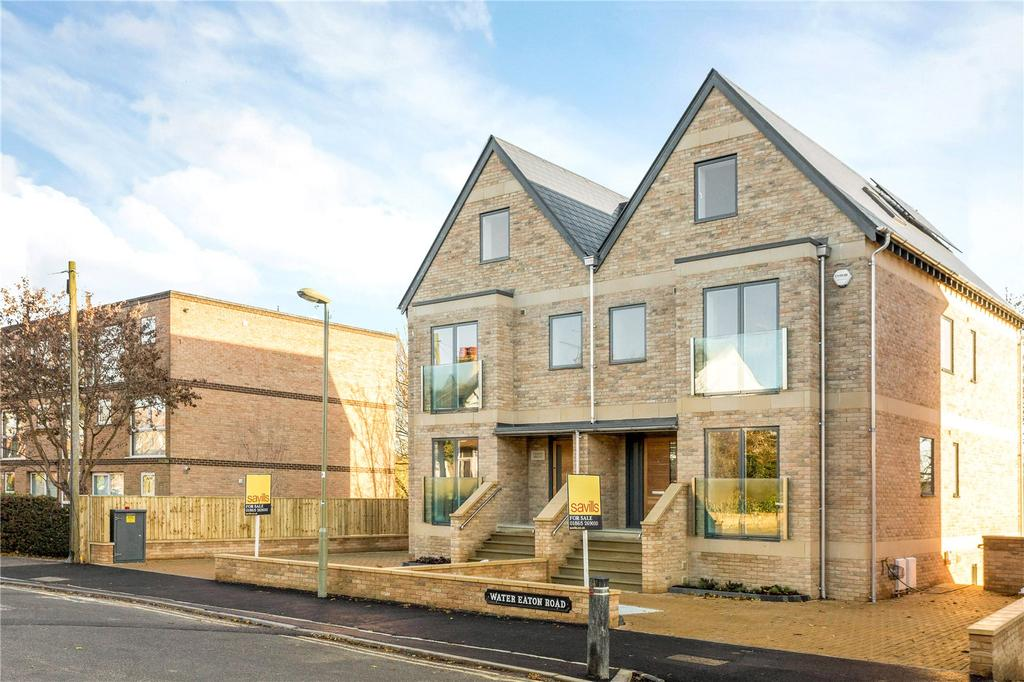5 Bedrooms Semi Detached House for sale in Islip House, Water Eaton Road, Oxford, OX2