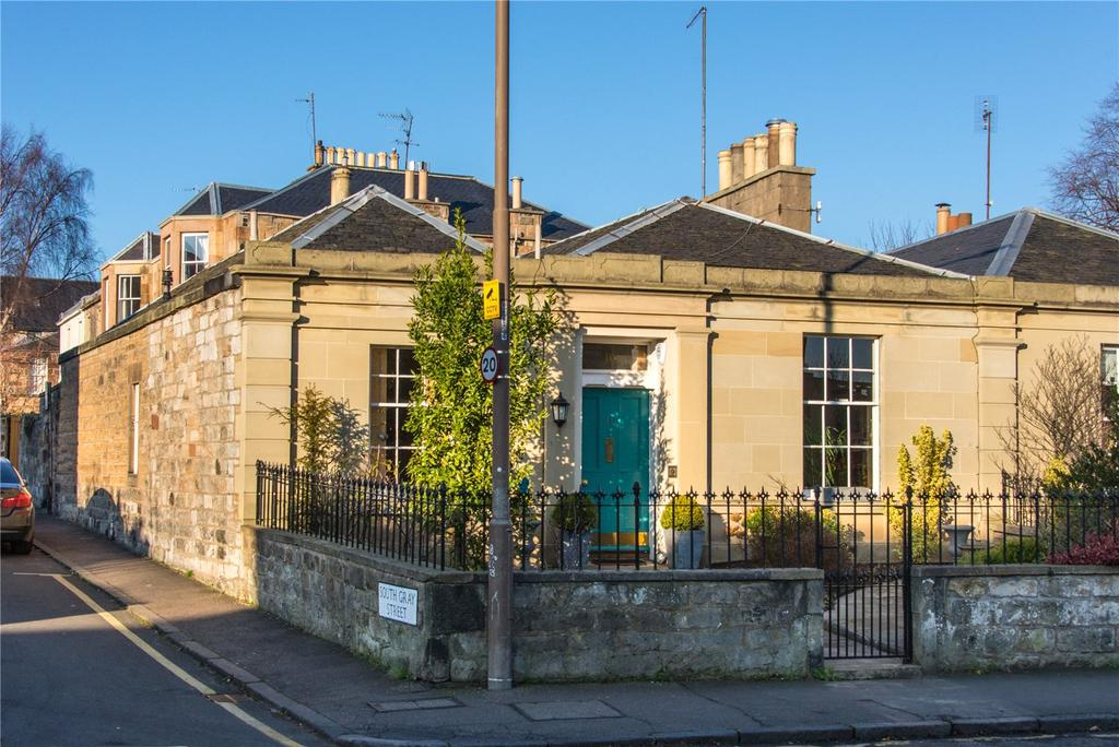 3 Bedrooms End Of Terrace House for sale in 10 West Mayfield, Newington, Edinburgh, EH9