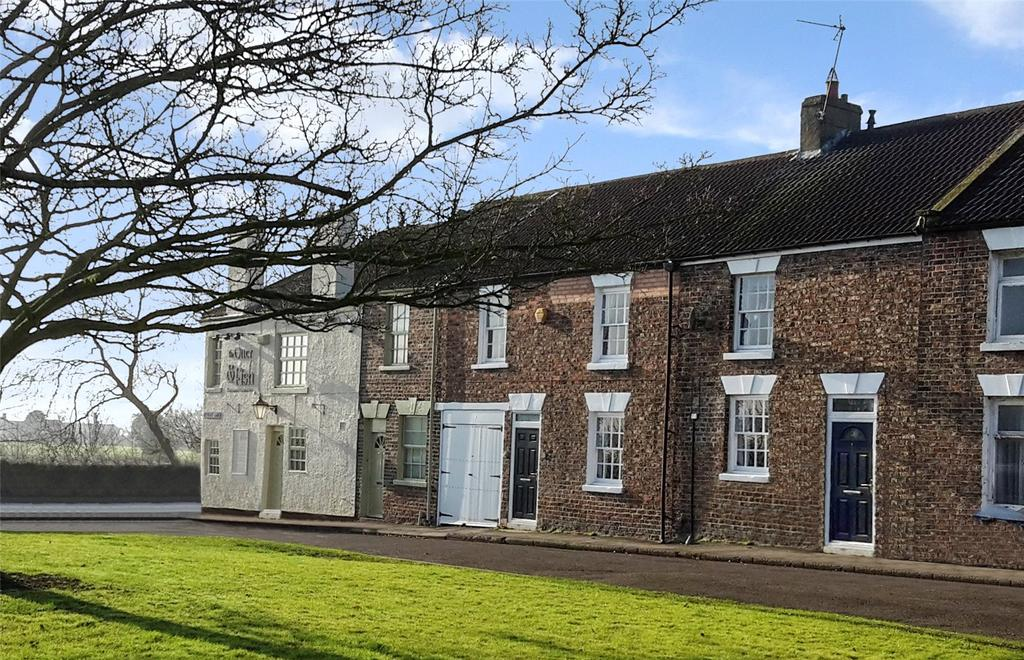 3 Bedrooms Terraced House for sale in Strait Lane, Hurworth, Darlington, County Durham, DL2