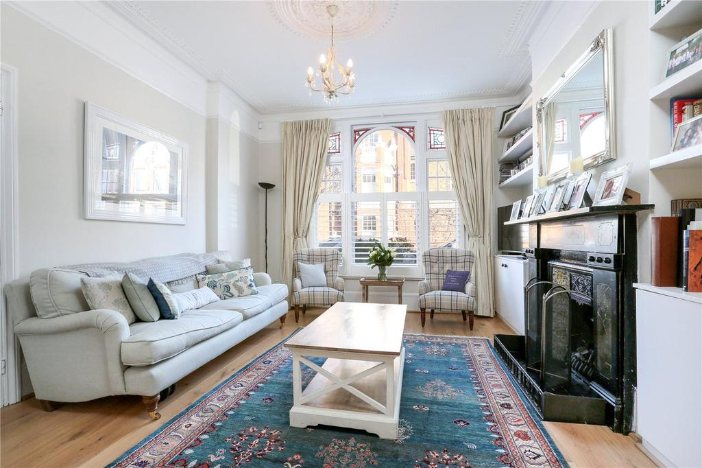 5 Bedrooms Terraced House for sale in Perrymead Street, Fulham, London, SW6