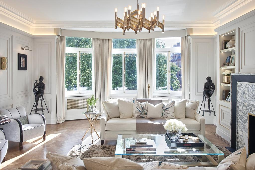 3 Bedrooms Flat for sale in Sloane Square, London, SW1W