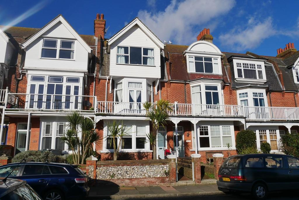 6 Bedrooms Terraced House for sale in Vicarage Road, Old Town, Eastbourne, BN20