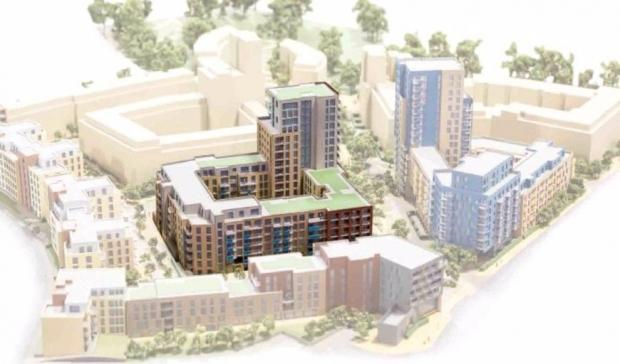 1 Bedroom Apartment Flat for sale in The Greenwich Collection, Centenary Heights, Larkwood Avenue, Lewisham, SE10