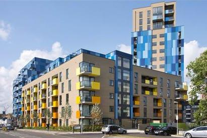 1 Bedroom Apartment Flat for sale in The Greenwich Collection Centenary Heights, Larkwood Avenue, Lewisham, SE10