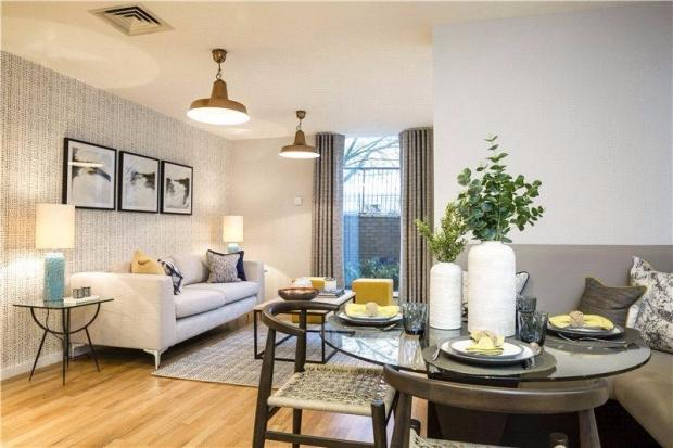 2 Bedrooms Apartment Flat for sale in The Greenwich Collection Centenary Heights, Larkwood Avenue, Lewisham, SE10