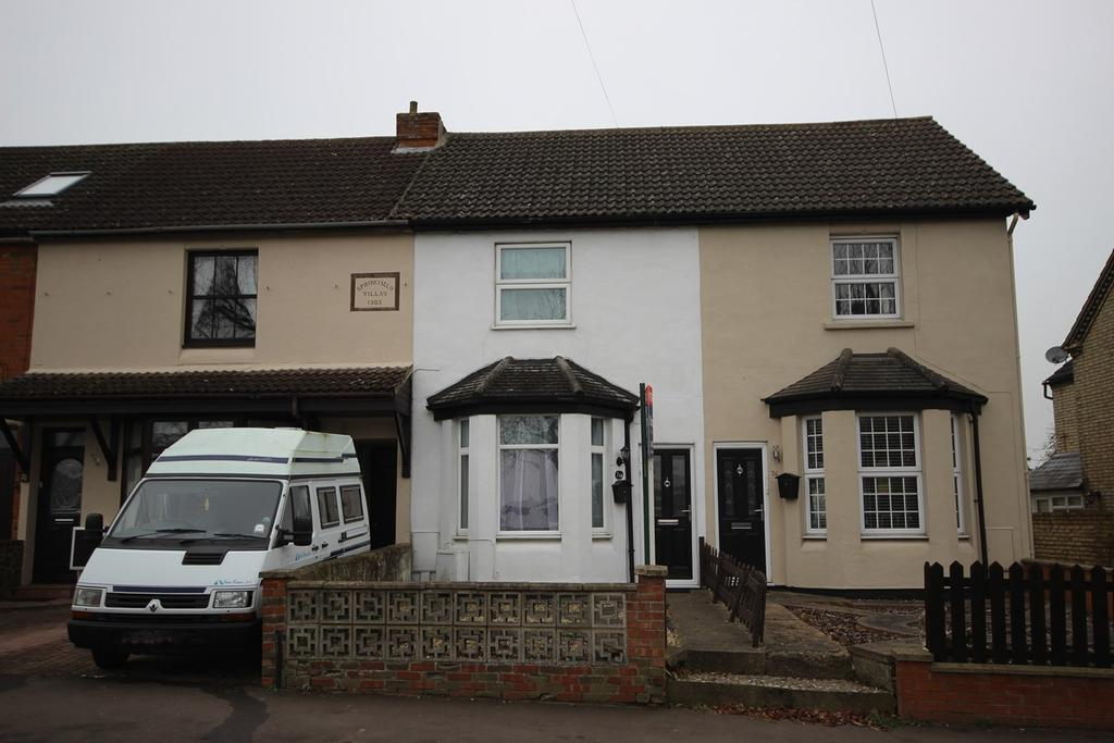 3 Bedrooms Terraced House for sale in Hitchin Road, STOTFOLD, SG5