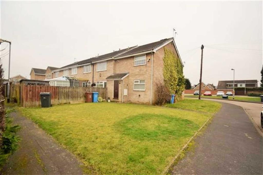 1 Bedroom Apartment Flat for sale in Boulsworth Avenue, Hull, HU6
