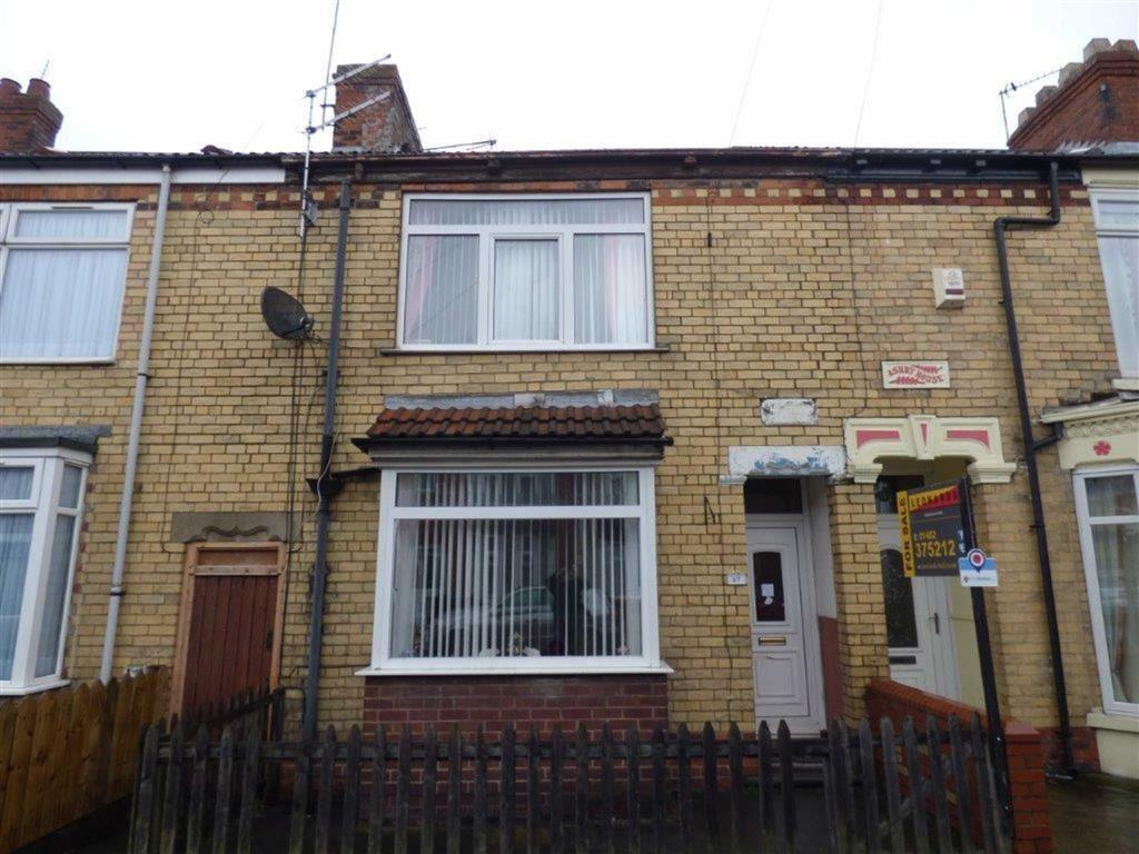 3 Bedrooms Terraced House for sale in Portobello Street, Hull, East Yorkshire, HU9
