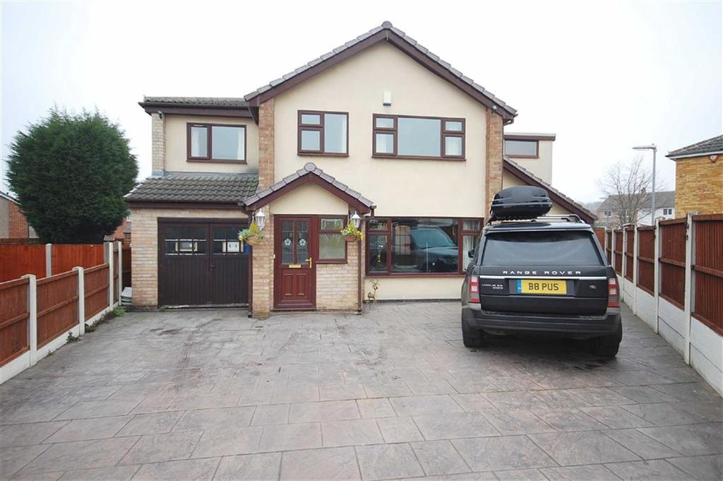 4 Bedrooms Detached House for sale in Airedale Drive, Garforth, Leeds, LS25