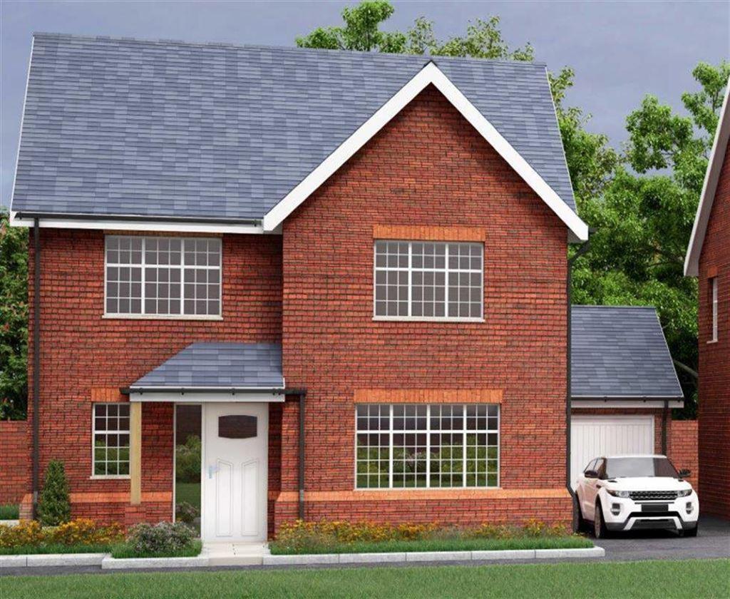 4 Bedrooms Detached House for sale in Bryn Llwyn, Llwydoed, Aberdare
